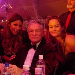 Amber, Hef, deAnna Playboy Mansion 2006